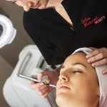 Intraceutical infusion facial