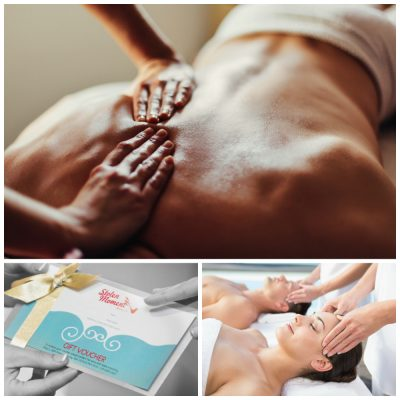 Indian Head Massage Swedish full body massage pamper package