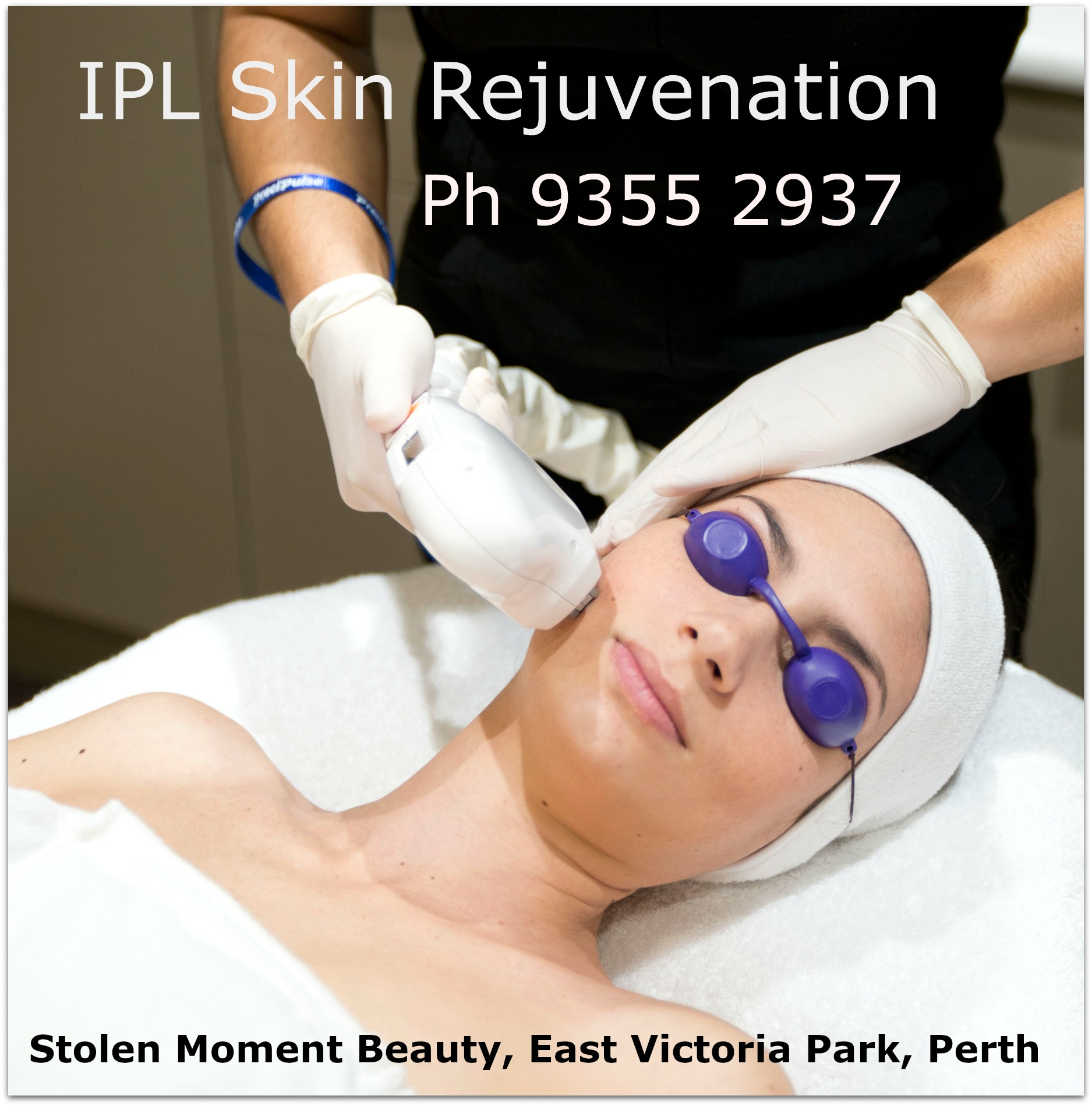 IPL Skin rejuvenation Perth
