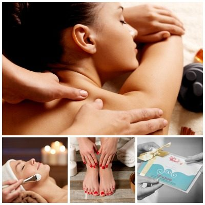 Nouriish Revive Day Spa Package christmas gift voucher