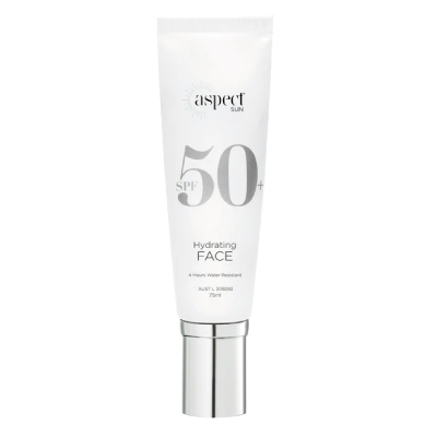 Aspect-Sun-Hydrating-Face-SPF50+ Sunscreen