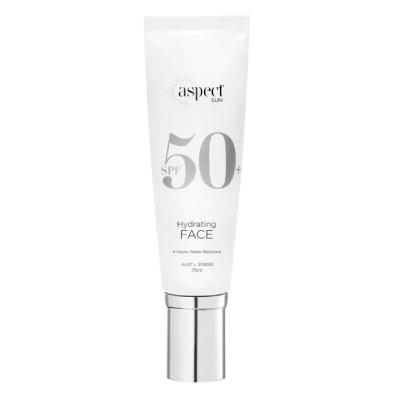 Aspect-Sun-Hydrating-Face-SPF50+ Sunscreen